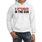 X OFFENDER Hooded Sweatshirt