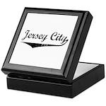 Jersey City Keepsake Box