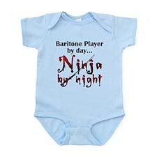 Baritone Ninja Infant Bodysuit