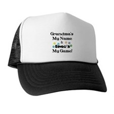 Grandma and Bingo Trucker Hat