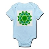 Fourth Chakra Infant Creeper