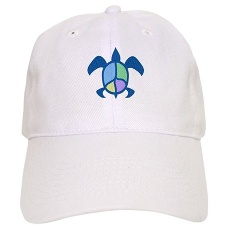 Peace Sea Turtle Cap
