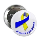 "Down's Syndrome 2.25"" Button"
