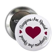 "Caregiver Are Special 2.25"" Button"