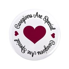 "Caregiver Are Special 3.5"" Button"
