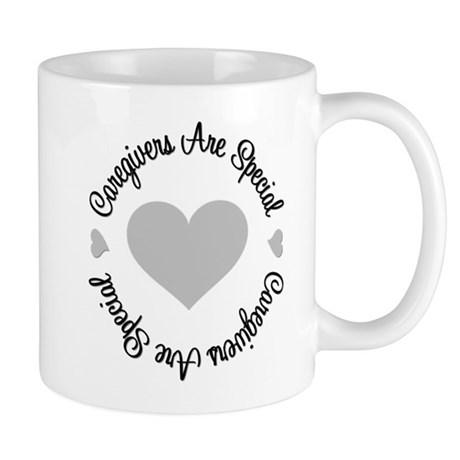Caregiver Are Special Mug