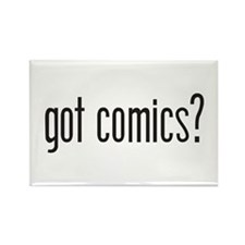 Got Comics? Rectangle Magnet