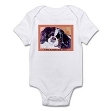 Japanese Chin Cute Things Infant Bodysuit
