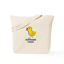 Soprano Chick Tote Bag