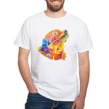 Golden Retreiver Art Shirt