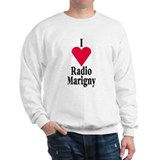 I (heart) Radio Marigny Sweatshirt