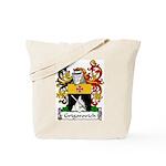 Grigorovich Family Crest Tote Bag