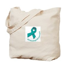 Gynecological Cancers Tote Bag