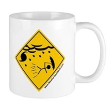 Hurricane Warning Mug