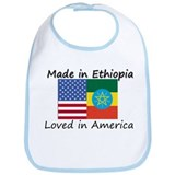 Made in Ethiopia Bib