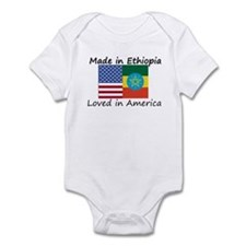 Made in Ethiopia Infant Bodysuit