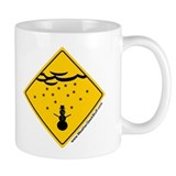 Snow Warning Coffee Mug