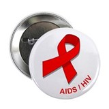 "AIDS / HIV 2.25"" Button"