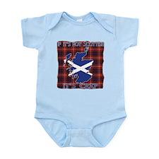 Not Scottish It's Crap #4 Infant Bodysuit