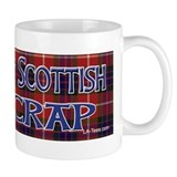 Not Scottish It's Crap #4 Mug