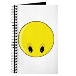 Smiley Face - Looking Down Journal