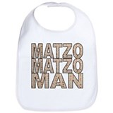 Matzo Matzo Man Bib