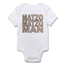 Matzo Matzo Man Infant Bodysuit