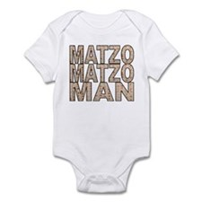 Matzo Matzo Man Onesie