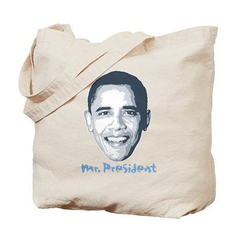 Mr. President HOPE Tote Bag