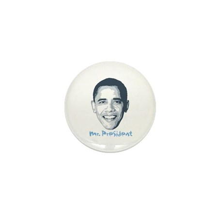 Mr. President Mini Button (10 pack)