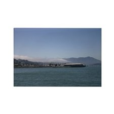 fog city, SF photography Rectangle Magnet (10 pack