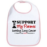 Lung Cancer Support (Parents) Bib