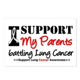 Lung Cancer Support (Parents) Postcards (Package o