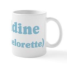 Geraldine the bachelorette Mug