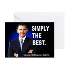 Simply The Best Greeting Cards (Pk of 10)