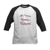 Edward for Christmas Tee
