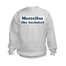 Marcellus the bachelor Sweatshirt