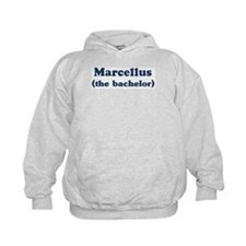 Marcellus the bachelor Hoodie