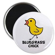 Bluegrass Chick Magnet