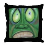 Unique Feeling nervous Throw Pillow