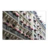 Paris Flowers Postcards (Package of 8)