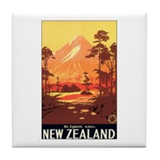 New Zealand Tile Coaster