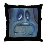 Cute Feeling desolate Throw Pillow
