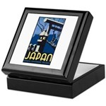 Japan Keepsake Box