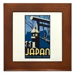 Japan Framed Tile