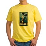 Japan Yellow T-Shirt
