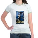 Japan Jr. Ringer T-Shirt