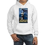 Japan (Front) Hooded Sweatshirt