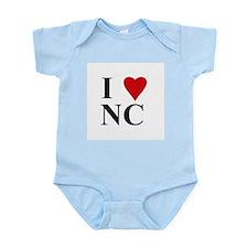 NORTH CAROLINA(NC) Infant Creeper