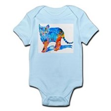 Katie Kitty Infant Bodysuit